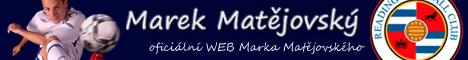 Marek Matějovský : Oficiáln�  webové stránky